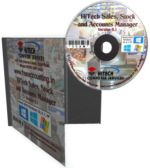 Web based Billing, POS, Inventory Control, Accounting Software with CRM for Traders, Dealers, Stockists etc. Modules: Customers, Suppliers, Products / Inventory, Sales, Purchase, Accounts & Utilities. Free Trial Download.
